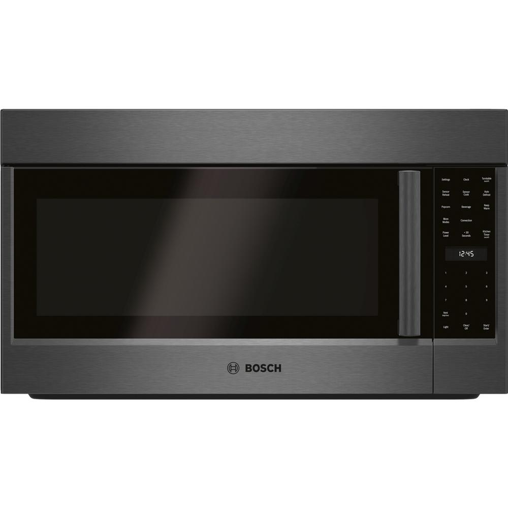 Bosch Microwave Oven Price: Bosch 800 Series 30 In. 1.8 Cu. Ft. Over The Range