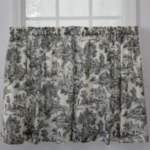 Ellis Curtain Victoria Park Toile 68 In