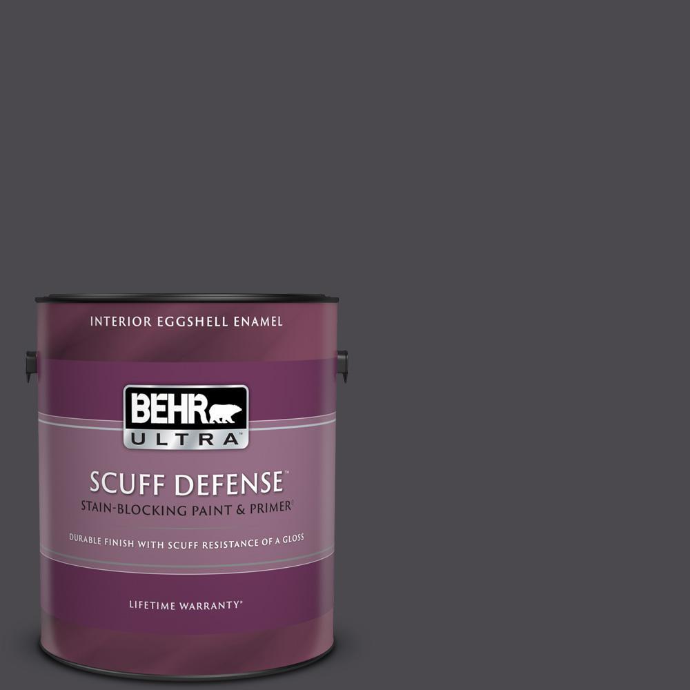 Behr Ultra 1 Gal Ecc 62 2 Cityscape Extra Durable Eggshell Enamel Interior Paint Primer 275301 The Home Depot
