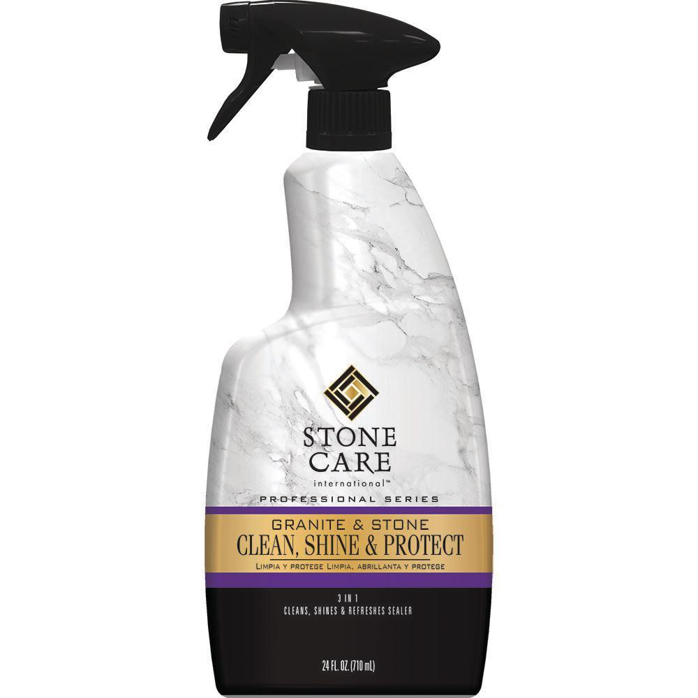 StoneCareInternational Stone Care International 24 oz. Granite and Stone Clean, Shine and Protect