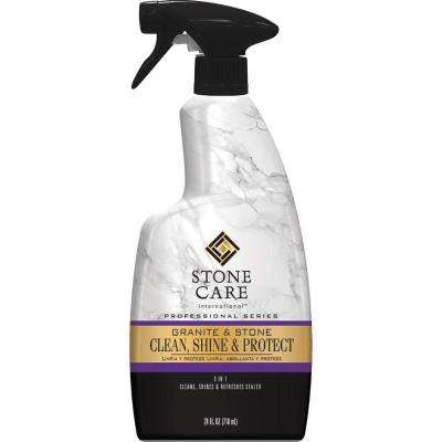 24 oz. Granite and Stone Clean, Shine and Protect