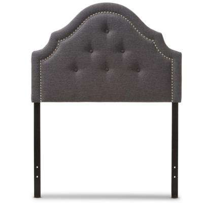 Cora Gray Twin Headboard