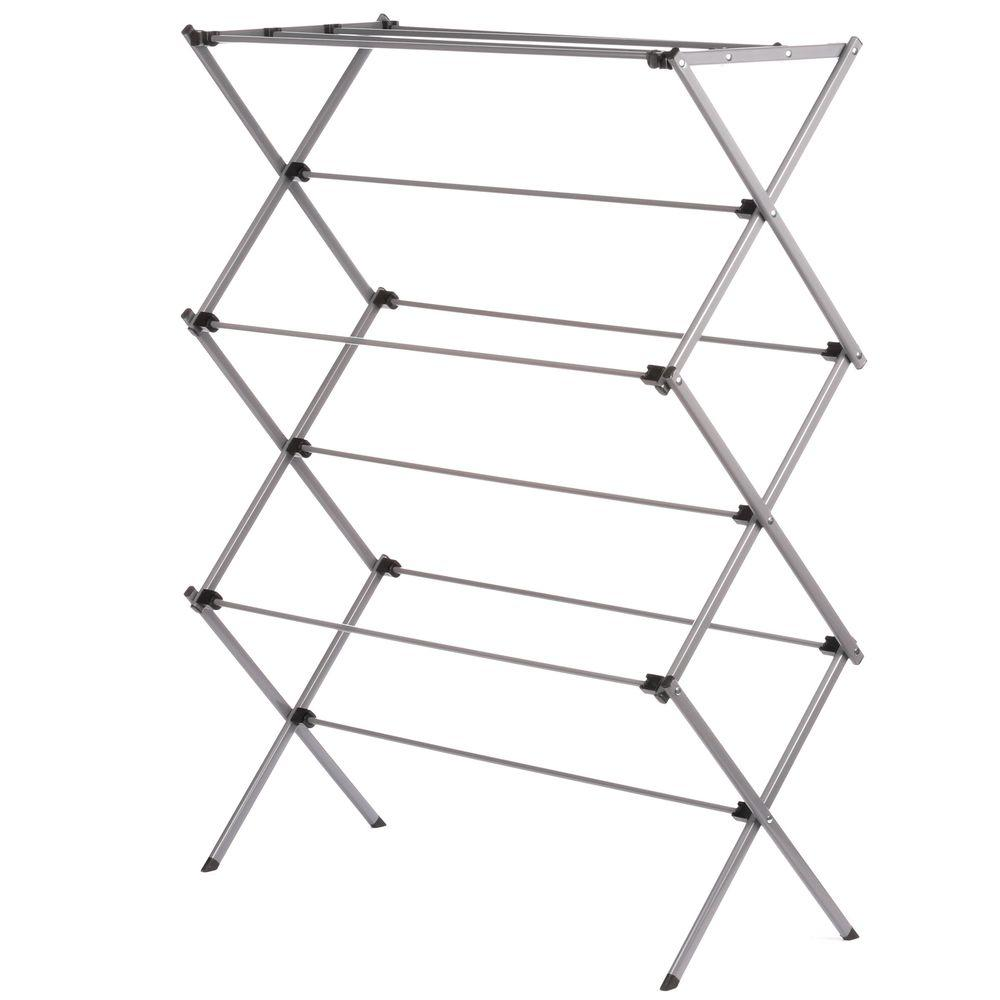 Foldable Drying Rack, Metal