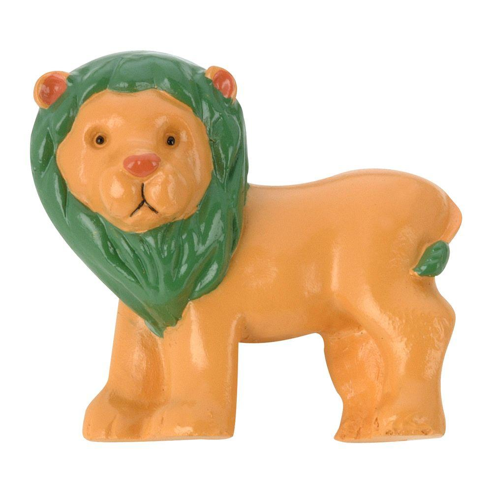 Richelieu Hardware 48 mm x 52 mm Pattern Lion Knob