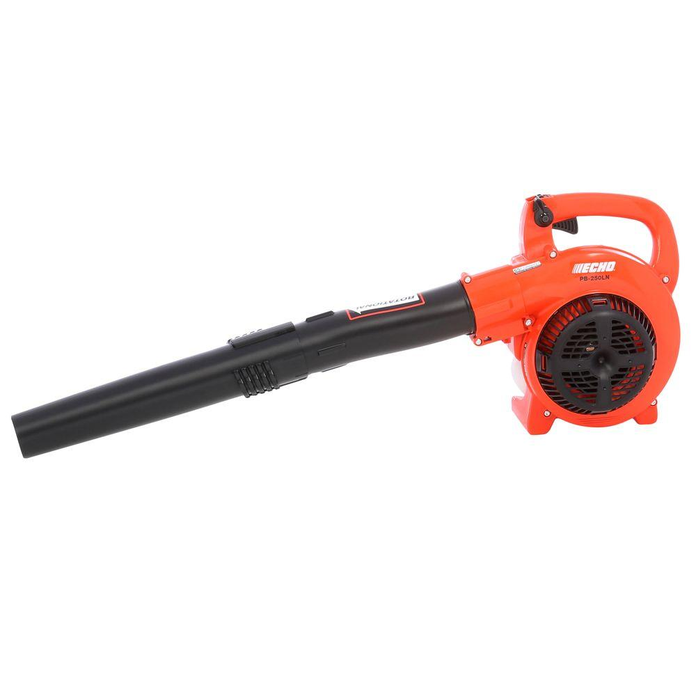 Echo Power Blower : Echo mph cfm cycle gas low noise handheld blower