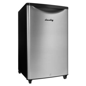 Danby 4.4 cu. ft. Outdoor Refrigerator in Stainless Steel by Danby
