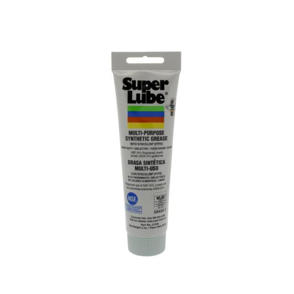 3 oz. Tube Synthetic Grease with Syncolon PTFE