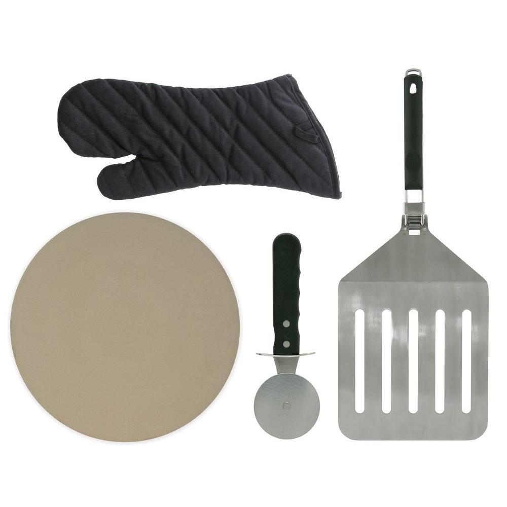 Cast Iron Fajita Platter Set