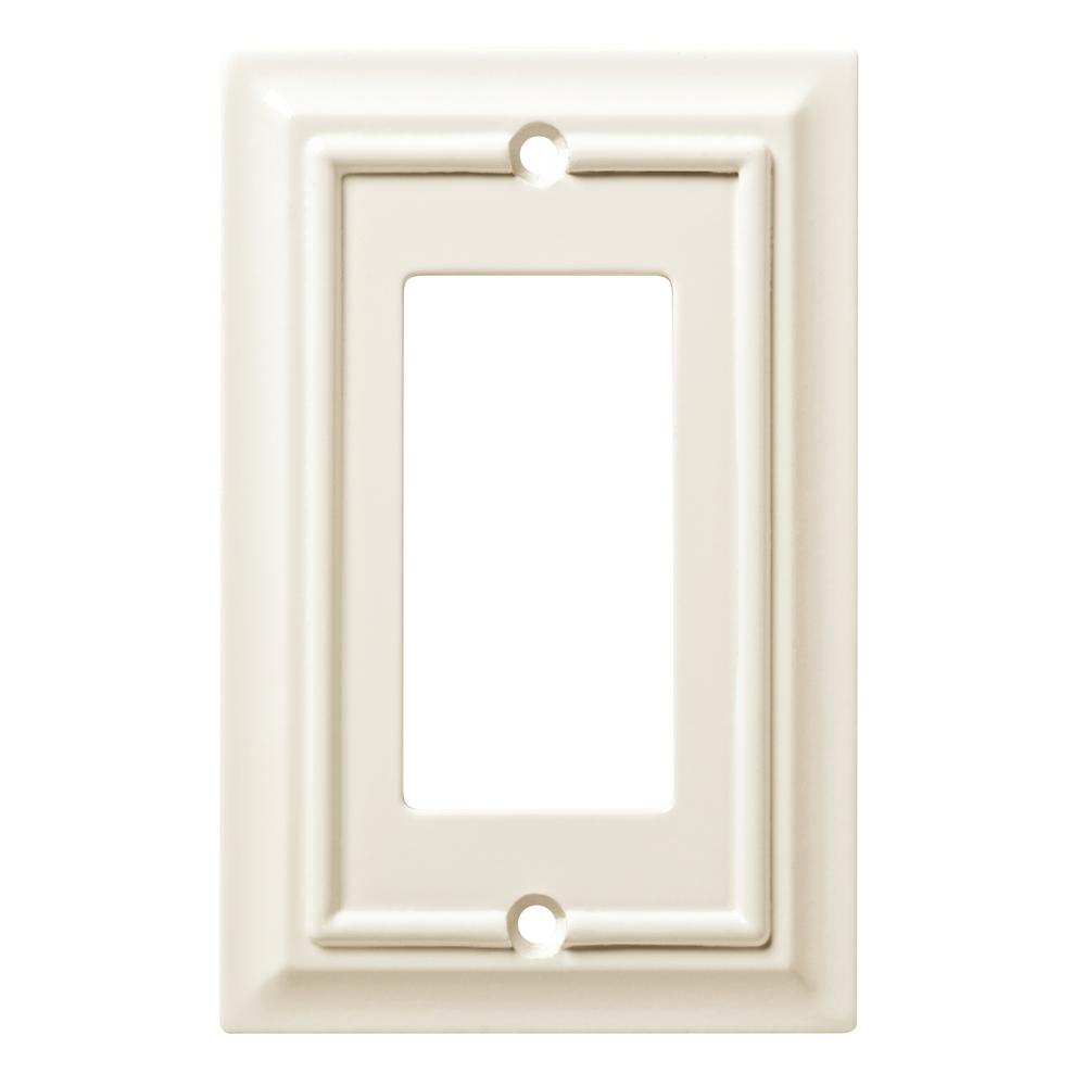 Wood Switch Plates Wall Plates The Home Depot