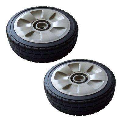 HRR (Steel Deck) Lawnmower Front Wheels (1-Pair)