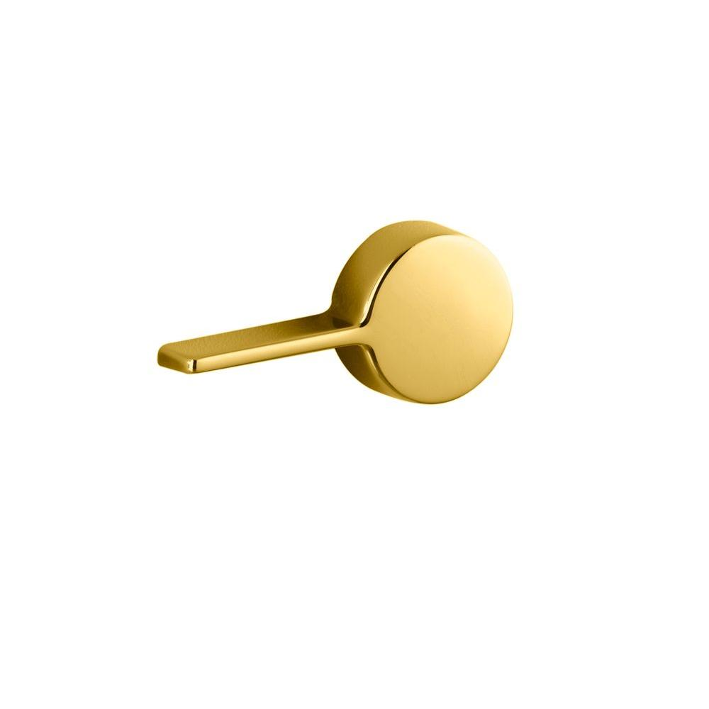 Kohler Cimarron Trip Lever in Vibrant Polished Brass