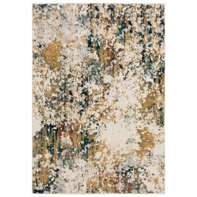 Gentry 26 Multi 8 Ft. x 10 Ft. Abstract Watercolor Area Rug