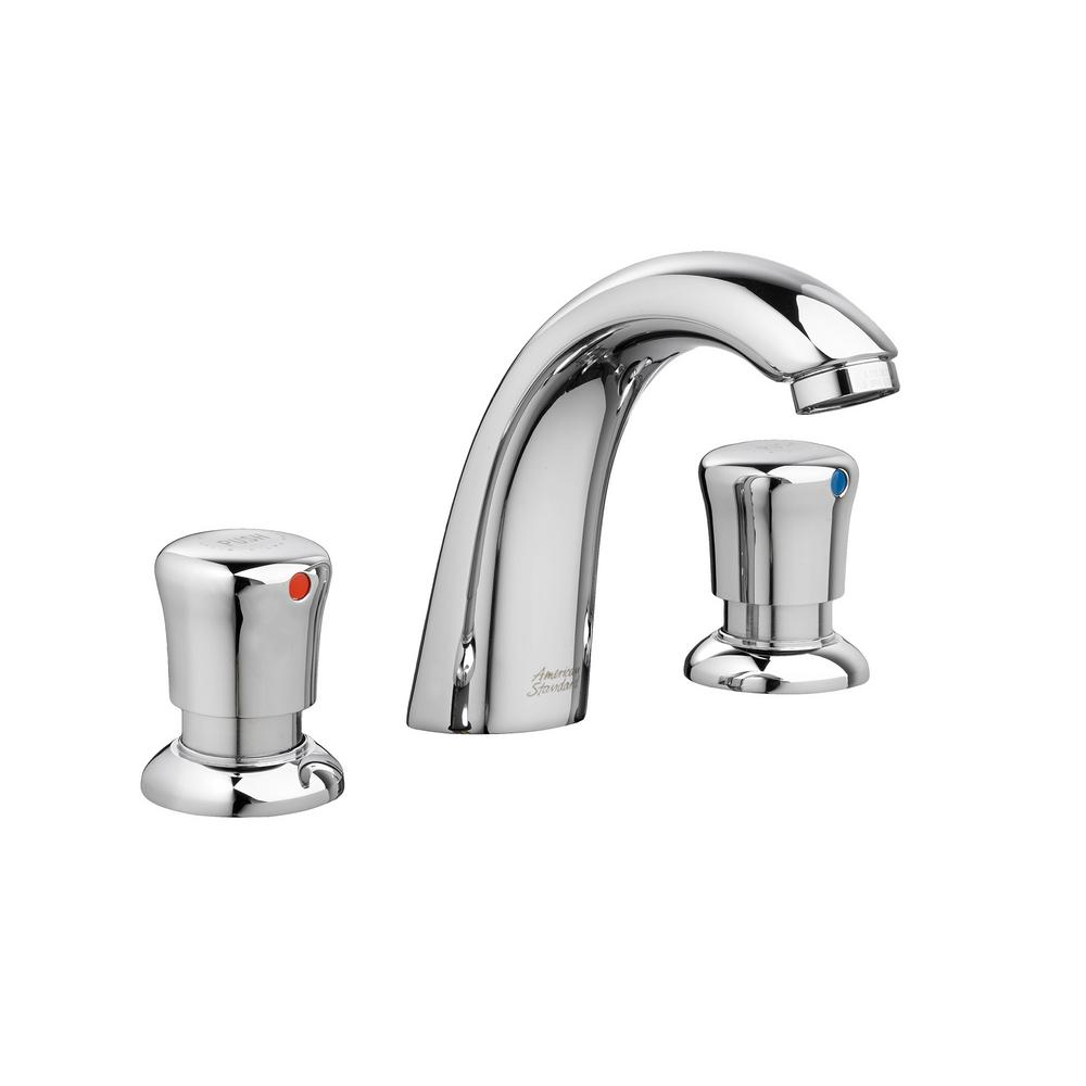 Pfister Marielle 8 In Widespread 2 Handle Bathroom Faucet In Polished Chrome Lg49 M0bc The