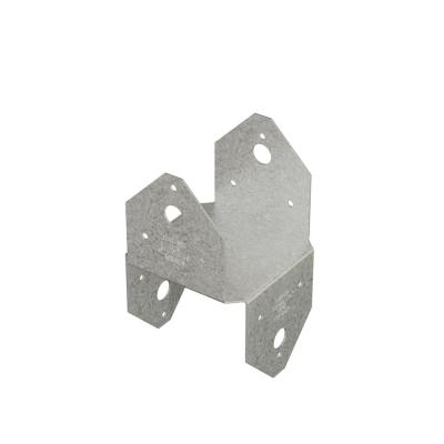 BC ZMAX Galvanized Post Cap for 4x Nominal Lumber