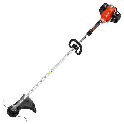 30cc Gas 2-Stroke Cycle Straight Shaft String Trimmer