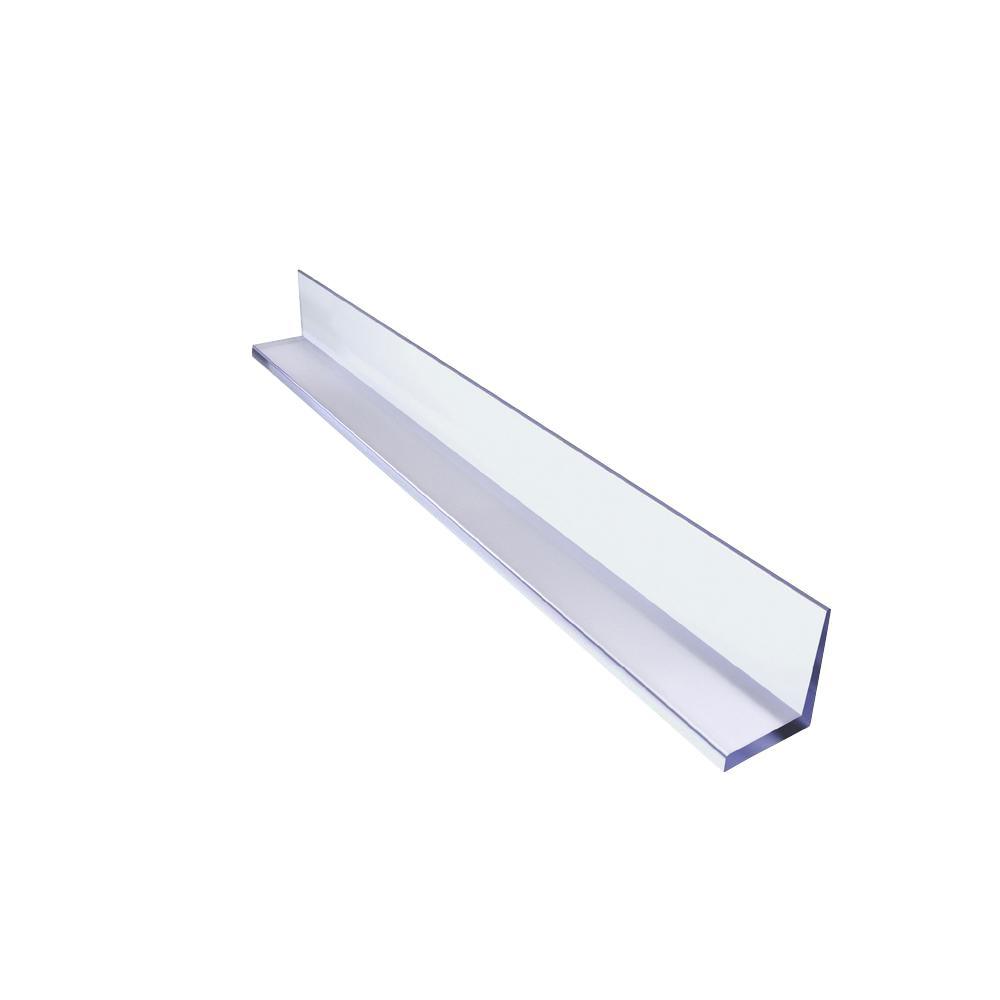 Dreamline 75 1 3 In L Clear Vinyl Seal For 5 16 In 8 Mm Glass