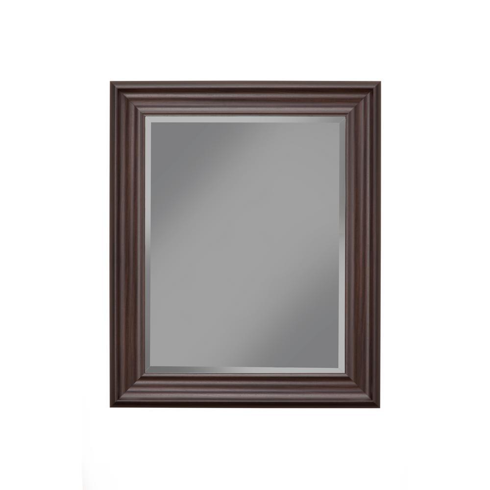 Espresso Wall Mirror