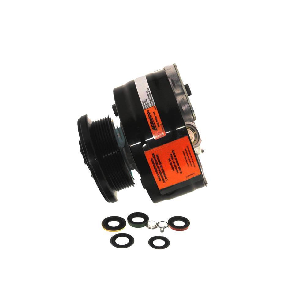 A//C Compressor and Clutch ACDelco GM Original Equipment 15-20185