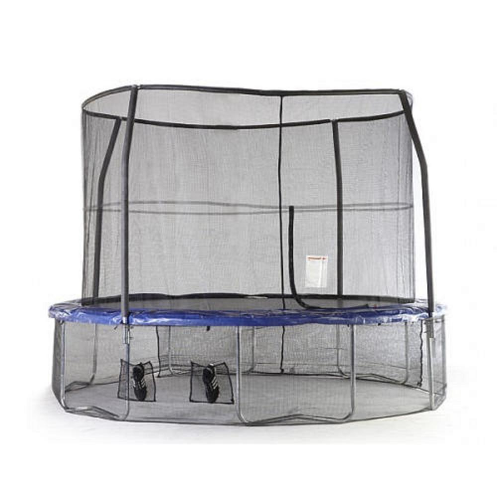 JUMPKING 12 Ft. To 14 Ft. Adjustable Trampoline Mesh Skirt