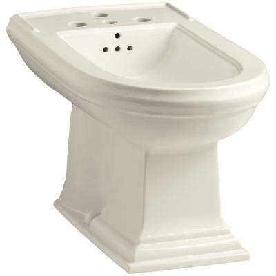 Memoirs Elongated Bidet in Biscuit