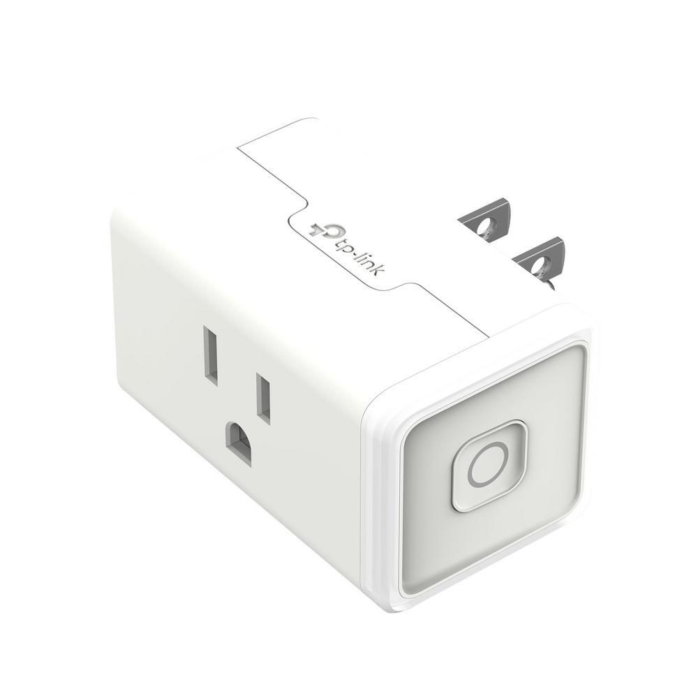 Smart Wi-Fi Indoor Plug Mini