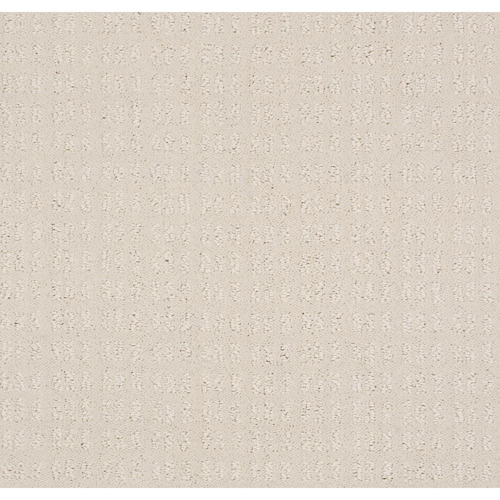 Boxton - Color Shoreline Haze Pattern 12 ft. Carpet