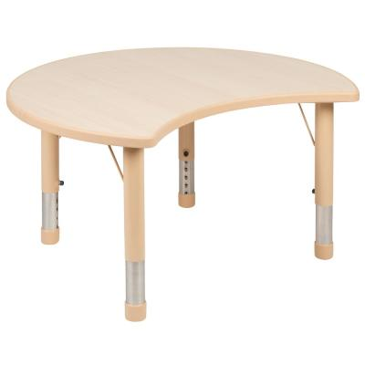 23.5 in. Natural Kids Table