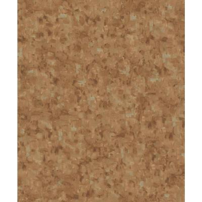 Brown & Taupe Multi Color Textured Paint Wallpaper
