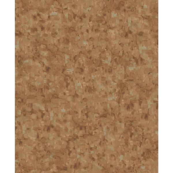 Walls Republic Brown & Taupe Multi Color Textured Paint Wallpaper R5994