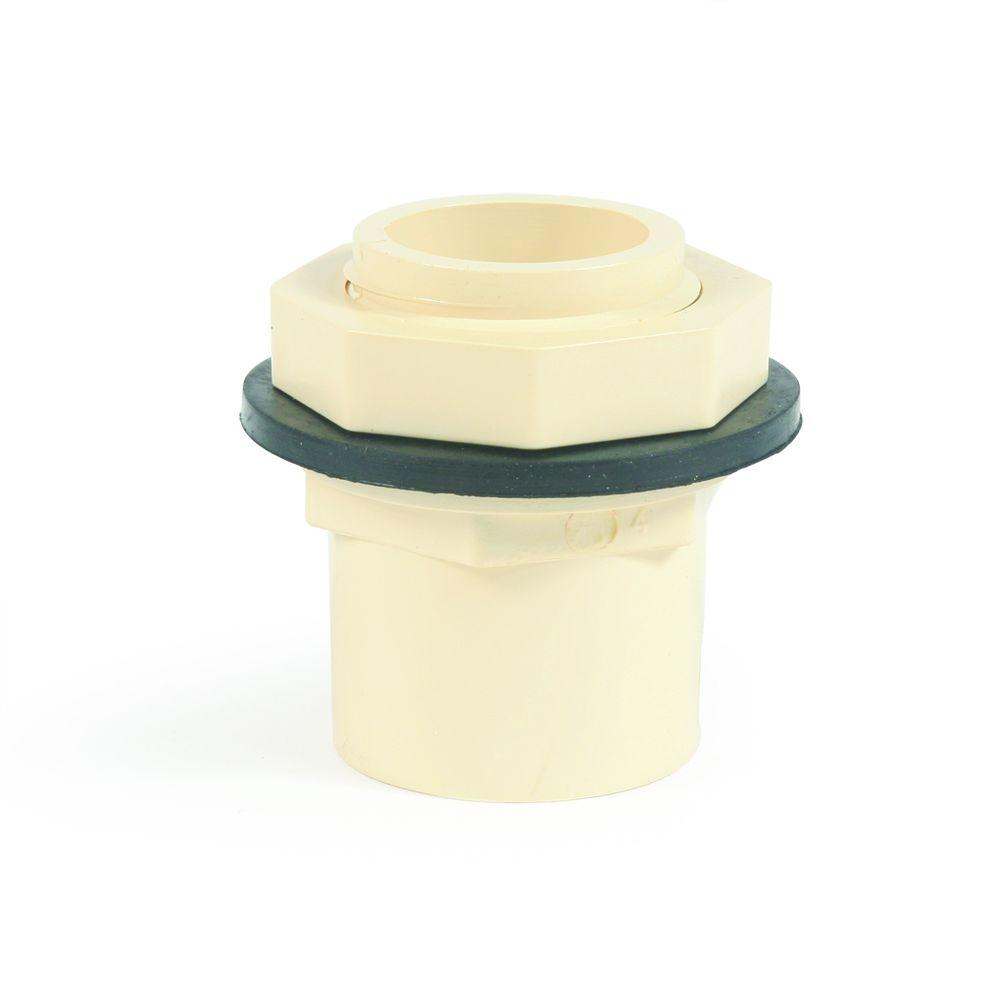 Everbilt in cpvc drain pan fitting the home