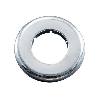 1-1/2 in. Floor and Ceiling Plate, Chrome