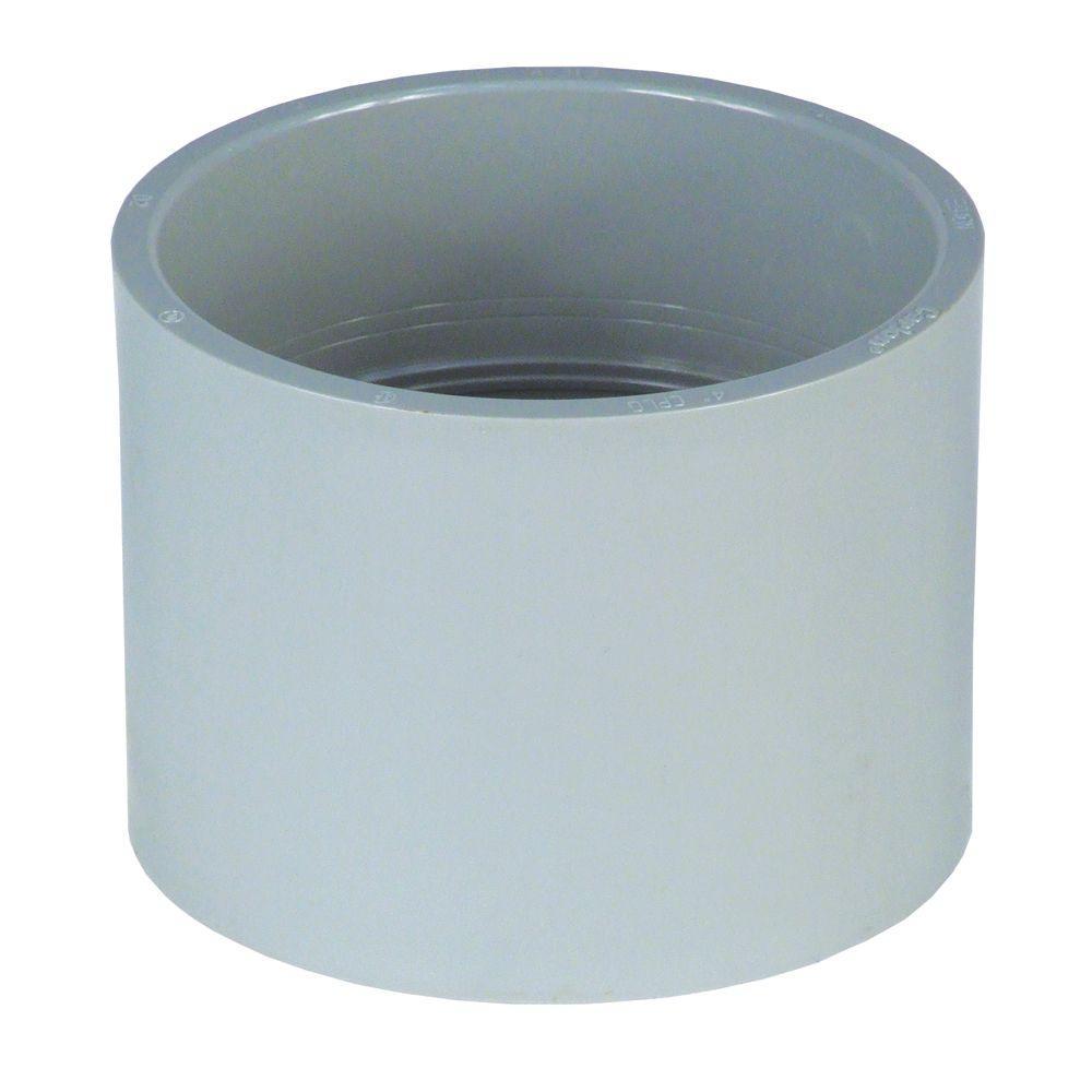 3 in. Non-Metallic Standard Coupling (Case of 3)