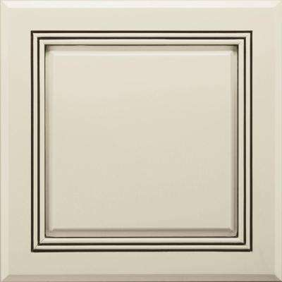 14.5x14.5 in. Cambridge Cabinet Door Sample in Chantille Espresso