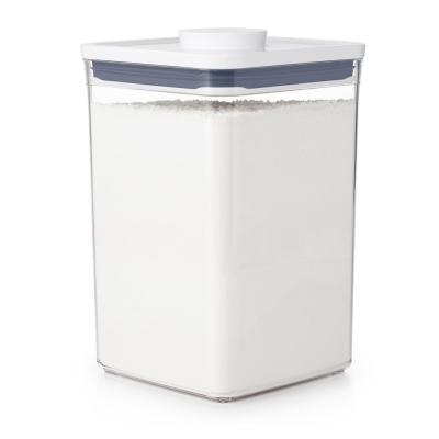 Good Grips 4.4 Qt. POP Container with Lid and Stackable Airtight Food Storage for Flour and More
