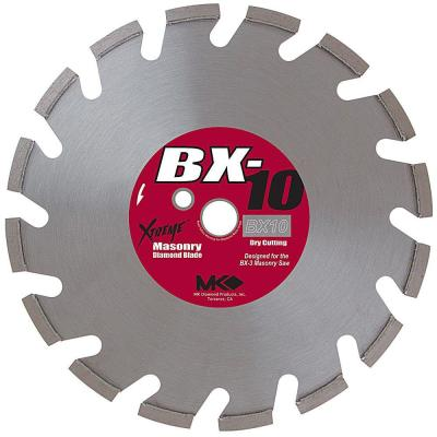 New MK Diamond 156680 MK-625D 7-Inch Dry Cutting Continuous Rim masonry Blade