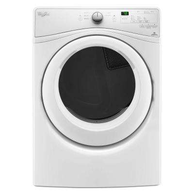 4.2 cu. ft. Stackable White Compact Front Load Washing Machine with Adaptive Wash Technology, ENERGY STAR