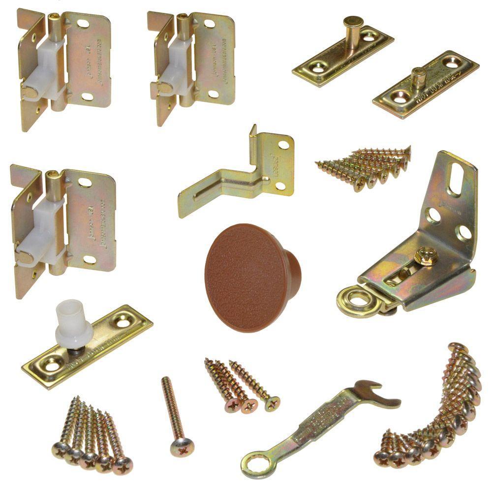Johnson Hardware Bi-Fold Door Parts-DISCONTINUED