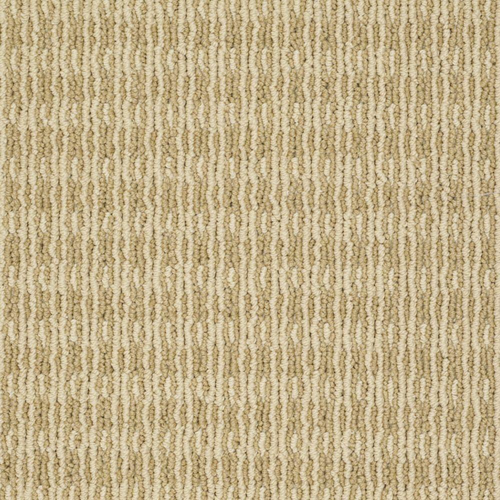 Martha Stewart Living Waltonsworth - Color Tobacco Leaf 6 in. x 9 in. Take Home Carpet Sample