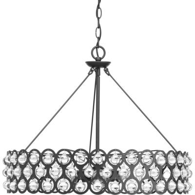 Vestique Collection 6 -Light Graphite Pendant