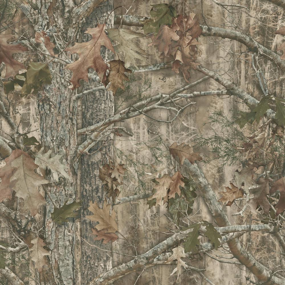 Camouflage Wallpapers: York Wallcoverings Kanati (Camo) Wallpaper-LG1466