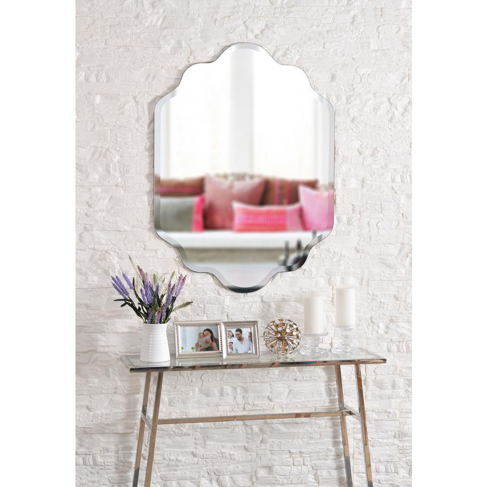 Acclaim Irregular Decorative Wall Mirror
