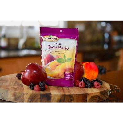 Spiced Peach Fruit Canning Mix (12-Pack)