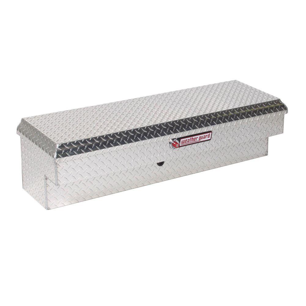 Weather Guard Short Aluminum Lo-Side Truck Box