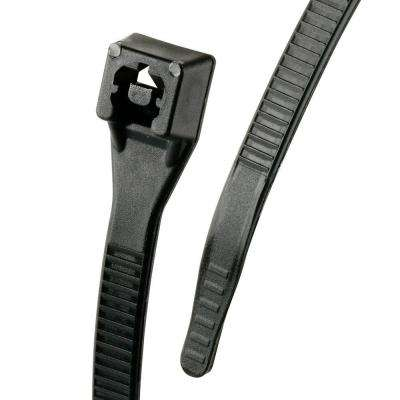8 in. Cable Tie, Black (1000-Pack)