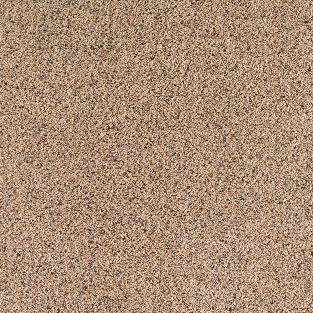 SoftSpring Lush II - Color Oatmeal 12 ft. Carpet