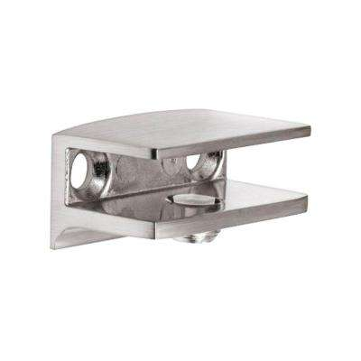 FLAC Stainless Steel Metal Shelf Bracket for 1/4 in. - 5/16 in. H Shelves