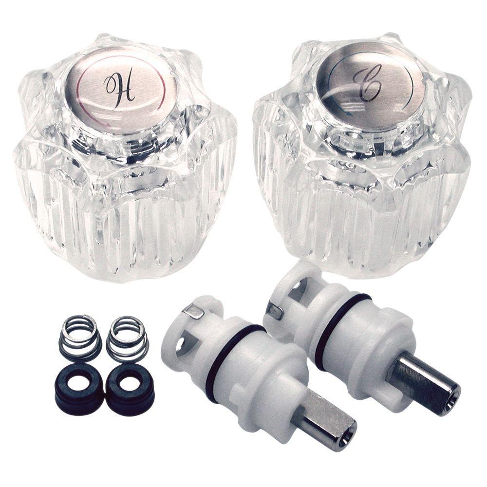 DANCO Lavatory Rebuild Kit for Delta Faucets-39675 - The Home Depot