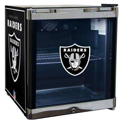 17 in. 20 (12 oz.) Can Oakland Raiders Beverage Center