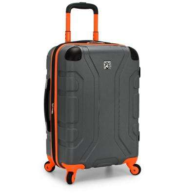 Sky High 22 in. Grey Expandable Hardside Spinner