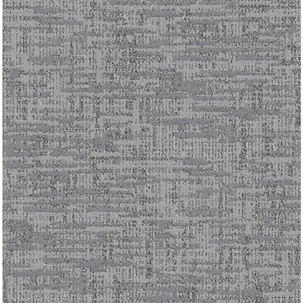 Tailored - Color Granite Pattern 12 ft. Carpet